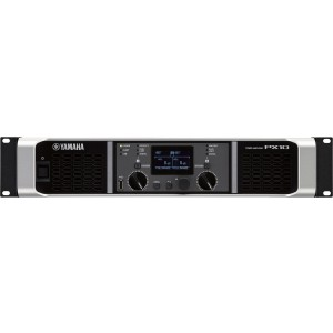 Yamaha PX10 Power Amplifiers 2400W