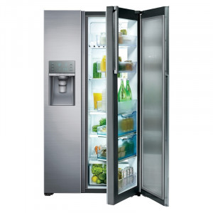 SAMSUNG SIDE BY SIDE FRIDGE [RH57H8231]