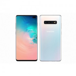 Samsung Galaxy S10 Plus 128 GB (Prism White)