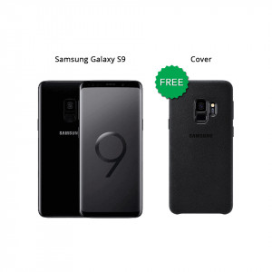 Samsung Galaxy S9 64 GB (Midnight Black)