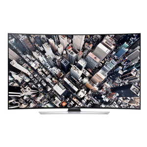 "Samsung UA55HU9000 55"" SERIES 9 - CURVED 3D UHD LED TV"