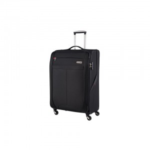 SAMSONITE SYNCONN Spinner 85CM SUITCASE BLACK