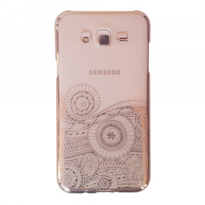 SAMSUNG J7 BACK CASE WITHOUT STAND