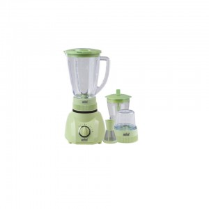 Sanford SF5525BR BS 400W 3 in 1 Juicer Blender - 1.6 Litre, Green