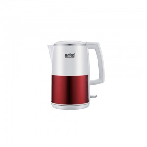 SANFORD STAINLESS STEEL ELECTRIC KETTLE 1.5 LITRE SF3331EK-1.5L BS