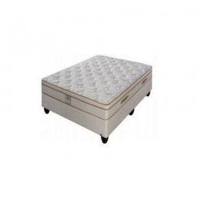 SEALY ASHBY FIRM SINGLE BED SET EXTRA LENGTH
