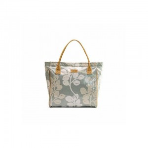 Emily Louise Women Shopper Bag - Leaf Sage