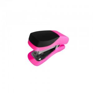 Single Mini Pink Plastic Stapler ST3051P