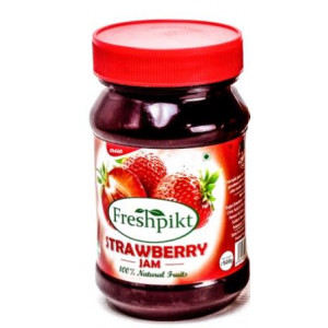 Freshpikt Strawberry Jam (500 gm)