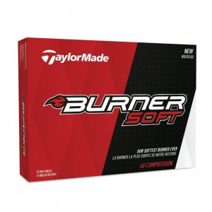 Taylormade Burner Soft Ball (Per Dozen)