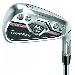TaylorMade M CGB Irons 4-PW
