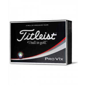 Titleist Pro V1X 2017 Golf Ball (Per Dozen)