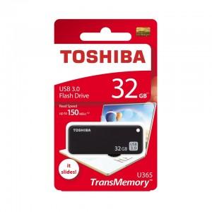 Toshiba TransMemory U365 32GB USB FlashDrive USB 3.0 -THN-U365K0320E4