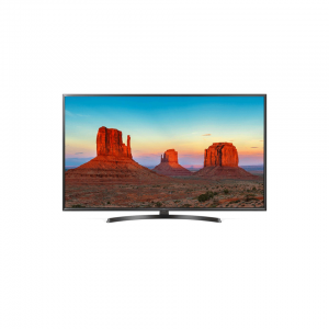 "LG 49"" 4K UHD TV - 49UK6400PVC  UHD Smart Satellite TV"