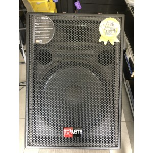 TOVASTE TVS-15Me Powered Monitor Speaker 2 way