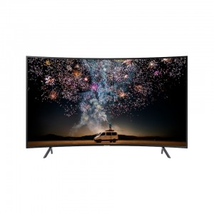 "Samsung UA49RU7300 49"" LED TV - Curved UHD, Smart, Digital"