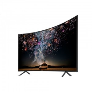 "Samsung UA55RU7300 55"" LED TV - Curved, UHD, Smart, Digital"