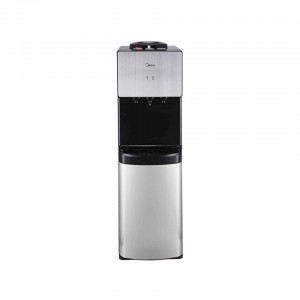 Midea 3-tap Water Dispenser With Fridge - Yl1674S-W