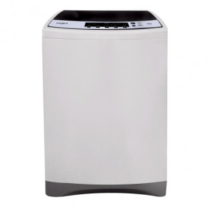 WHIRLPOOL - 9kg Top Loader Washing Machine White WTL 900 WH