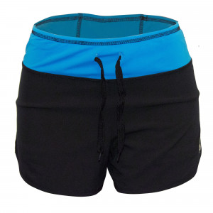 Women's Active Shorts (Blue)