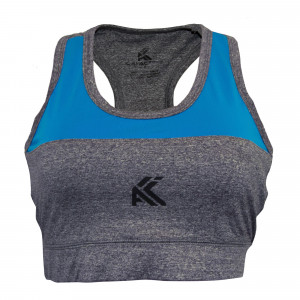 Women's Sports Bra(Blue)
