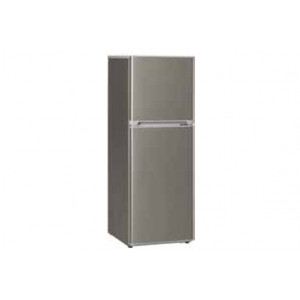 KIC 170L Top Freezer Fridge Metalic- KTF518ME