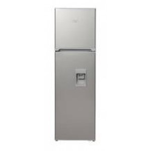 KIC 255L Top Freezer Metalic With Water Dispenser KTF528MEWATER