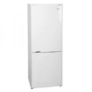 KIC KBF634/1 WH Bottom Freezer Fridge 314L (White)