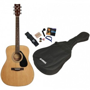 Yamaha Acoustic Guitar F310P TBS Set (color Tobacco Sunburst)