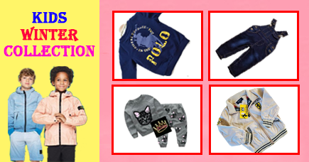 Kids Winter Wear