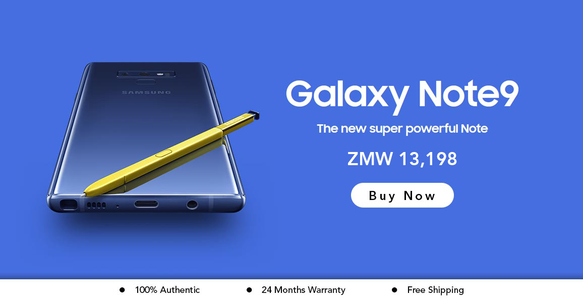 Samsung Galaxy Note9 Pre booking